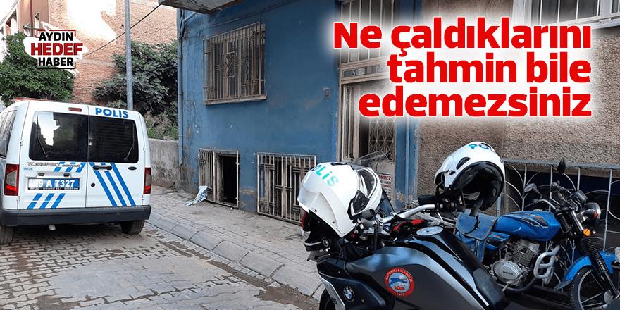 Aydın'da korkuluk hırsızlığı