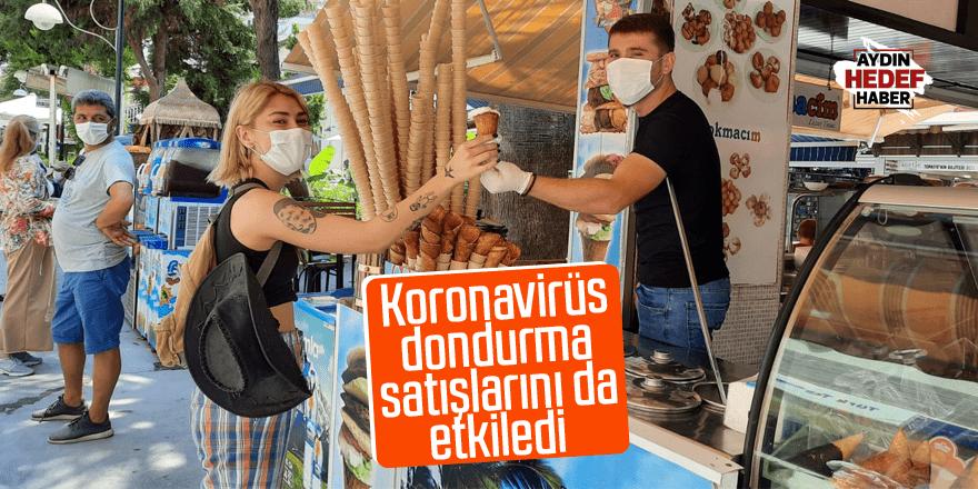 Koronavirüs dondurma satışlarını da etkiledi