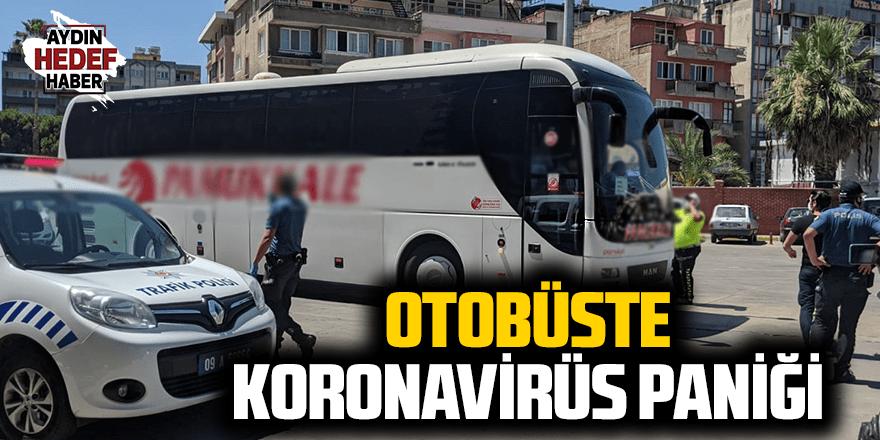 Aydın'da koronavirüs paniği