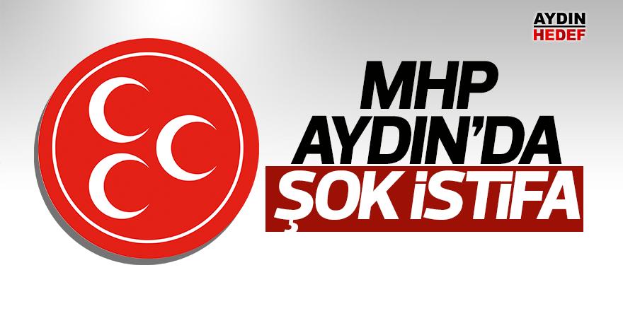 MHP Aydın'da son dakika