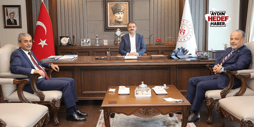 Ankara'da spor yatırımları konuşuldu