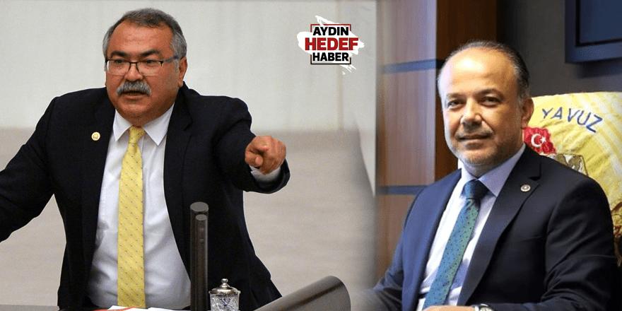 CHP'li Bülbül'den AK Partili Yavuz'a cevap