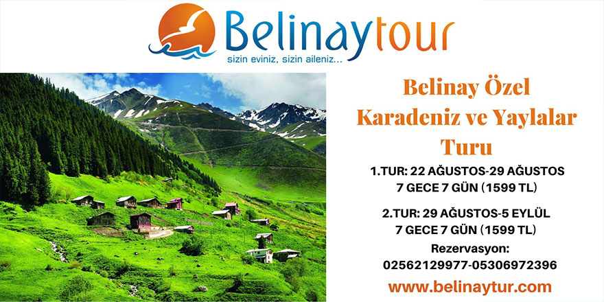 Belinay Bayram Turları