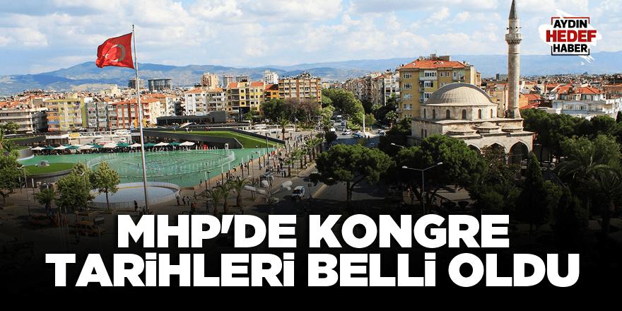 MHP'de kongre tarihleri belli oldu