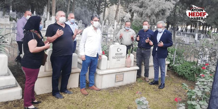 İYİ Parti Yazıcıoğlu'nu unutmadı