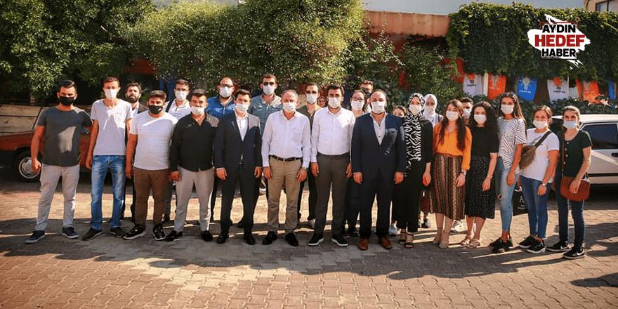 AK Parti Gençlik Kongreleri devam ediyor