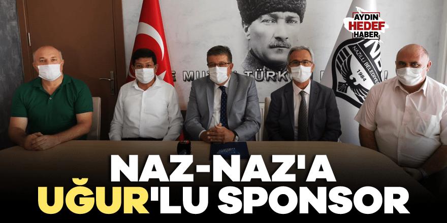 NAZ-NAZ'a Uğur'lu sponsor