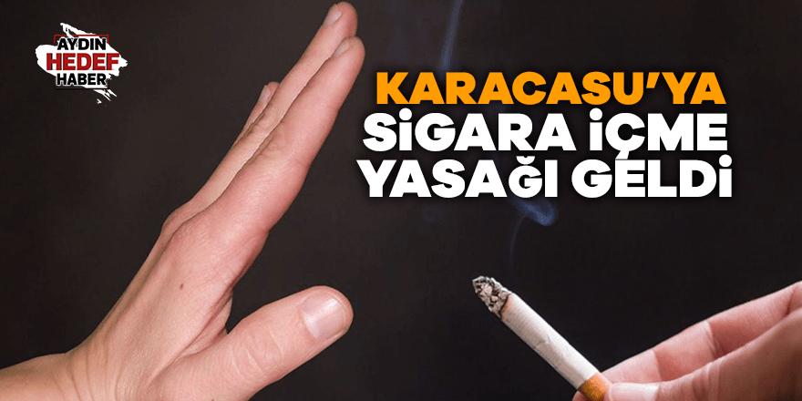 Toplu alanlarda sigara içilmesi yasaklandı