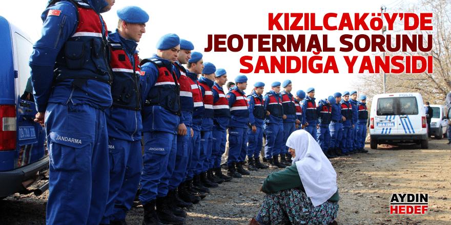 Kızılcaköy'de jeotermal sorunu sandığa yansıdı