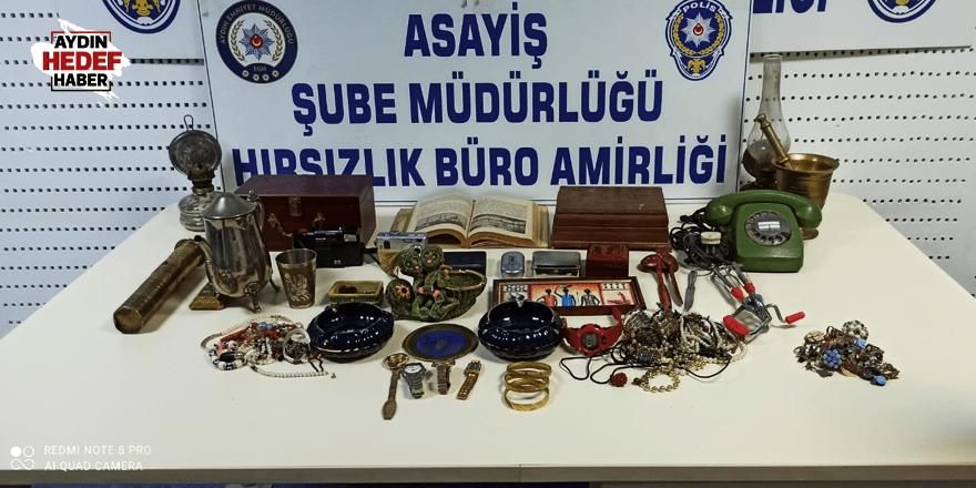 14 hırsızlık olayının şüphelileri yakalandı