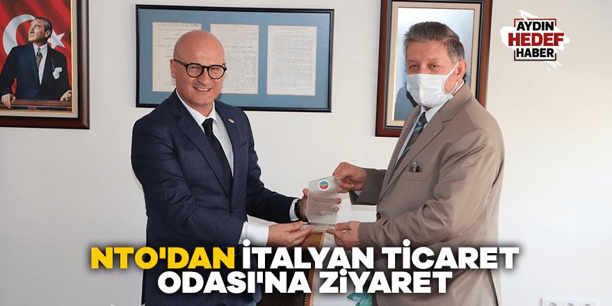 NTO, İtalyan Ticaret Odası'nı ziyaretetti