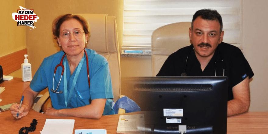 NDH'ye iki yeni uzman doktor atandı