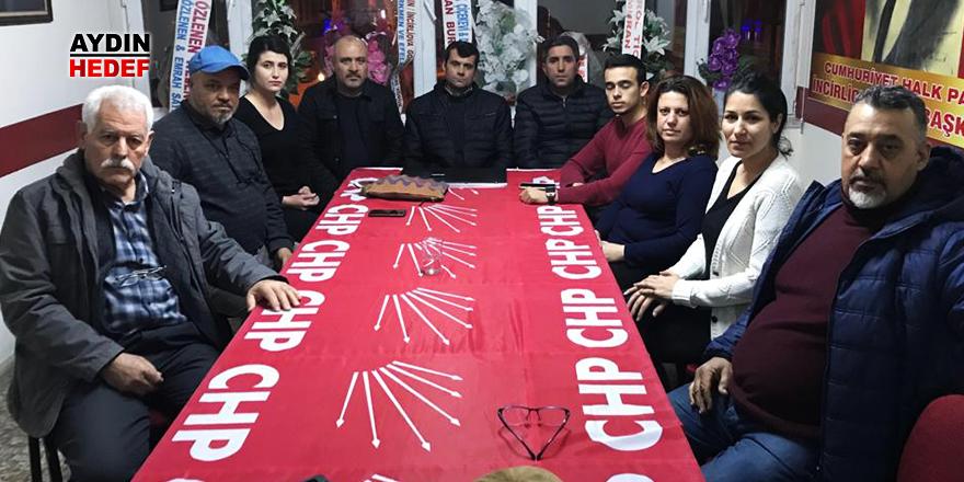 CHP İlçe Örgütünden Millet İttifakına tam destek