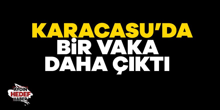 Karacasu'da bir vaka daha çıktı