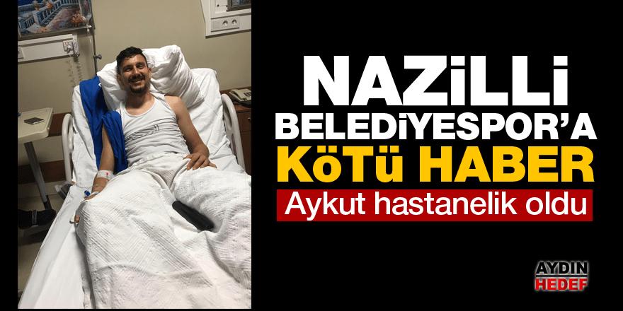 Geceyi hastanede geçirdi