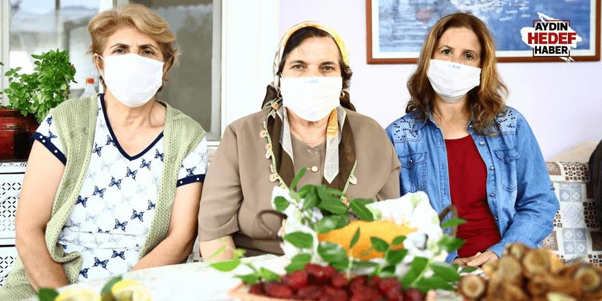Kadınların doğal ürünleri Halk Ege Et'te satılacak