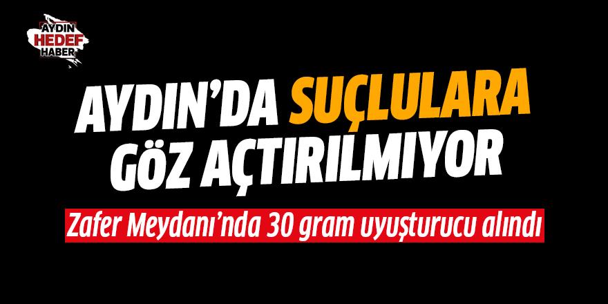 Aydın'da suçlulara göz açtırılmıyor