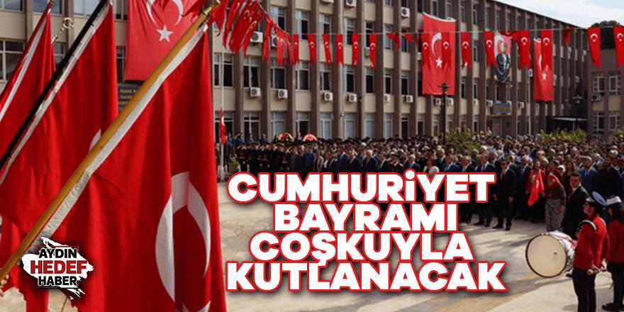 Cumhuriyet Bayramı Coşku ile kutlanacak
