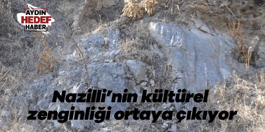 Nazilli'nin kültürel zenginliği ortaya çıkıyor