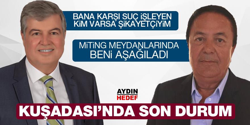 Akdoğan suç duyurusunda bulunacak