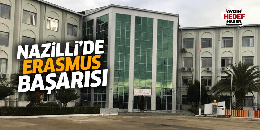 Nazilli'de Erasmus başarısı