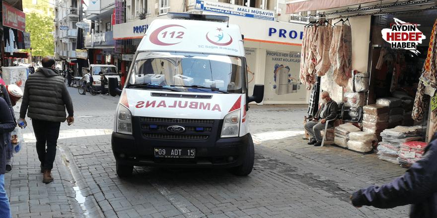 Aydın'da 54 kişi hastaneye kaldırıldı