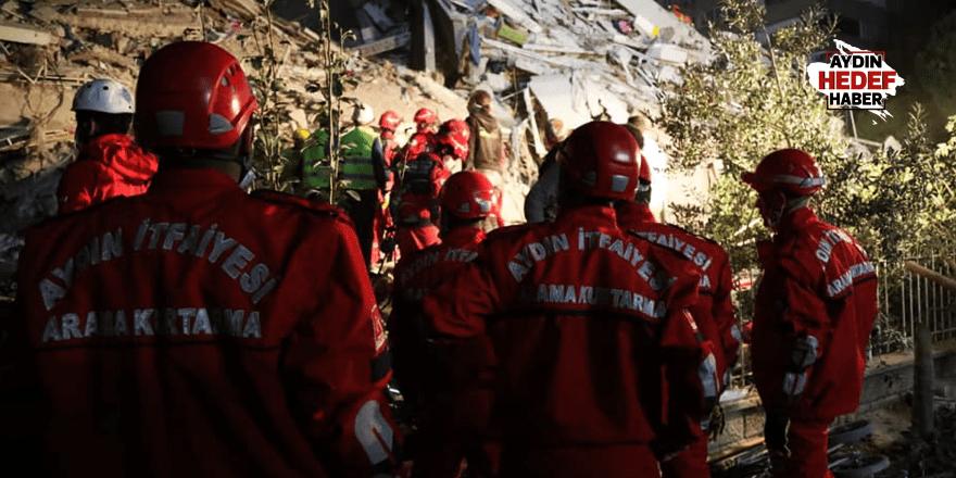 Aydın Büyükşehir'den İzmir'e destek