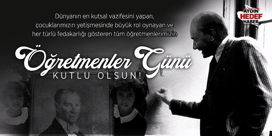 Erim'den 24 Kasım Öğretmenler Günü mesajı