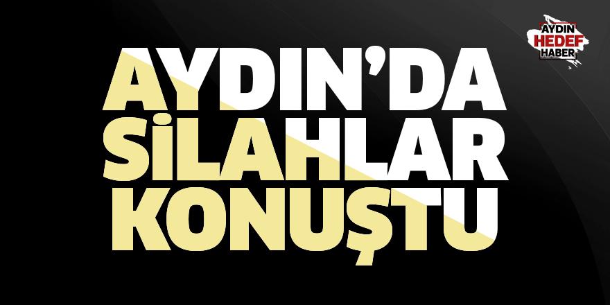 Aydın'daki kavgada bir kişi yaralandı