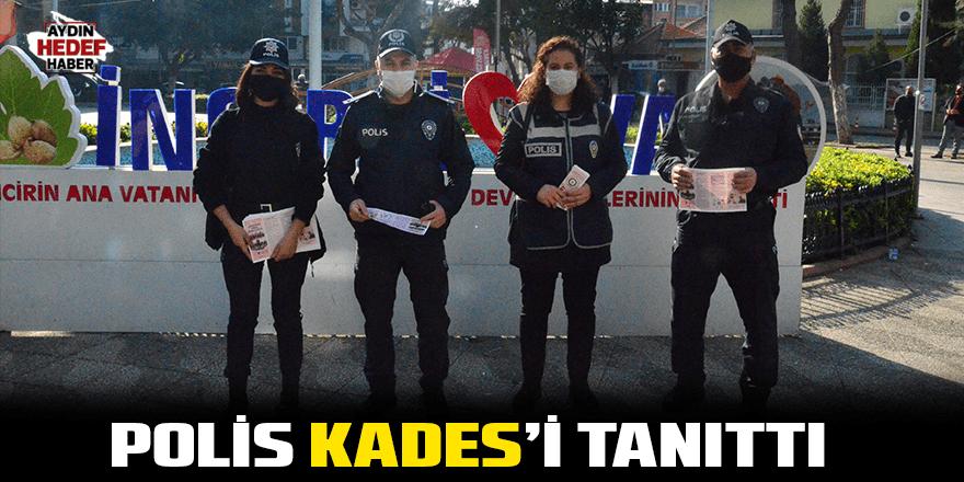 Polis KADES'i tanıttı
