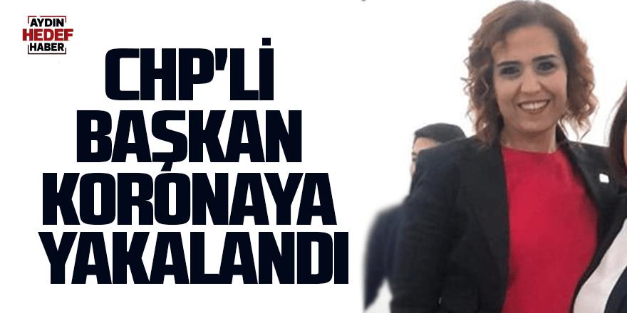 CHP'li başkan koronaya yakalandı