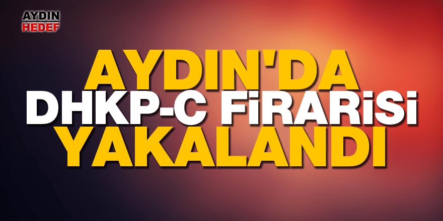 Aydın'da DHKP-C firarisi yakalandı