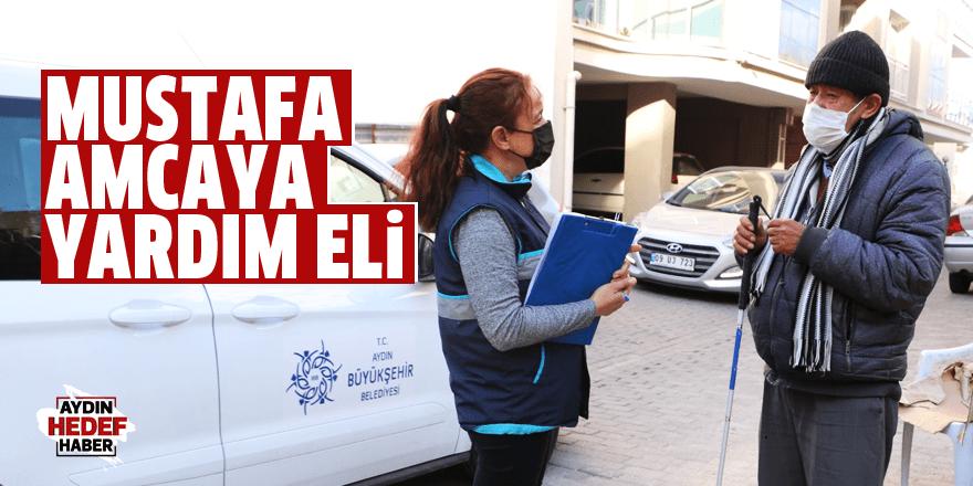 Mustafa Amcaya yardım eli