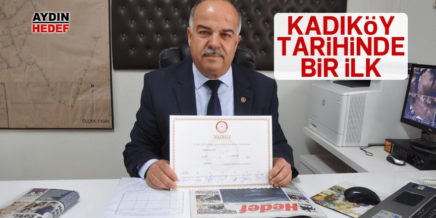 Kadıköy tarihinde bir ilk