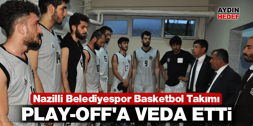 Play-off'a veda etti