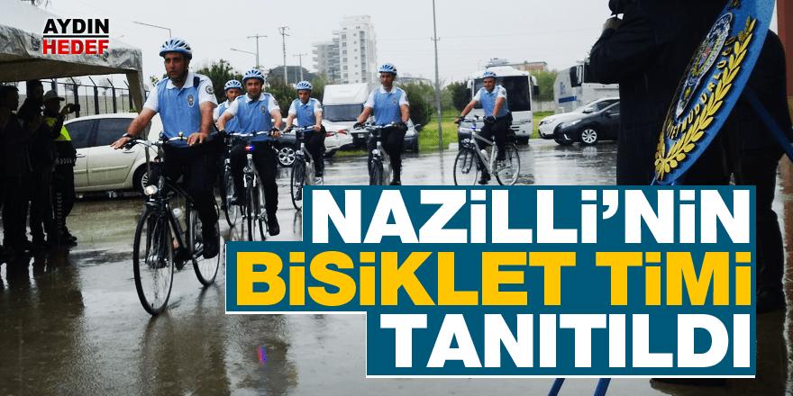 Nazilli'nin martıları yağışa karşı uçtu