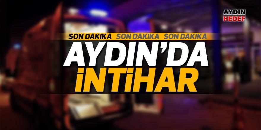 Aydın'da intihar!!!!