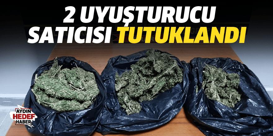 2 uyuşturucu satıcısı tutuklandı