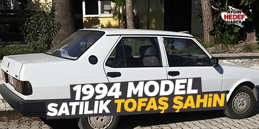 1994 model satılık Tofaş Şahin