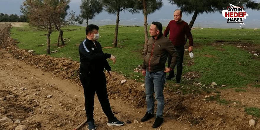 Fillikçioğlu'ndan Yenipazar ziyareti