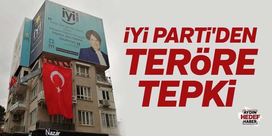 İYİ Parti'den teröre tepki