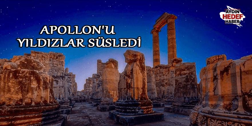 Apollon'u yıldızlar süsledi