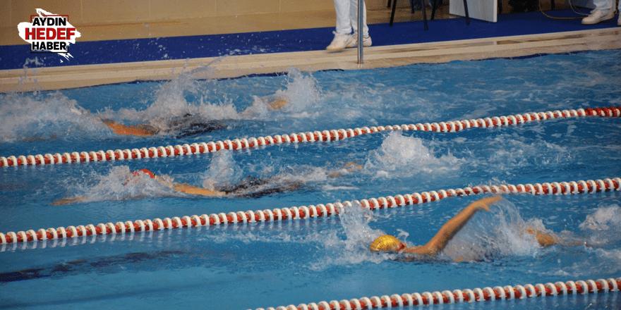 Nazilli'de eleme yarışları yapıldı