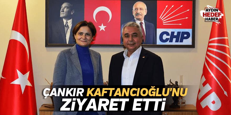 Çankır Kaftancıoğlu'nu ziyaret etti