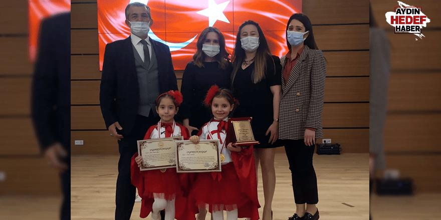 Minik Azra, İstiklal Marşı'nda birinci oldu