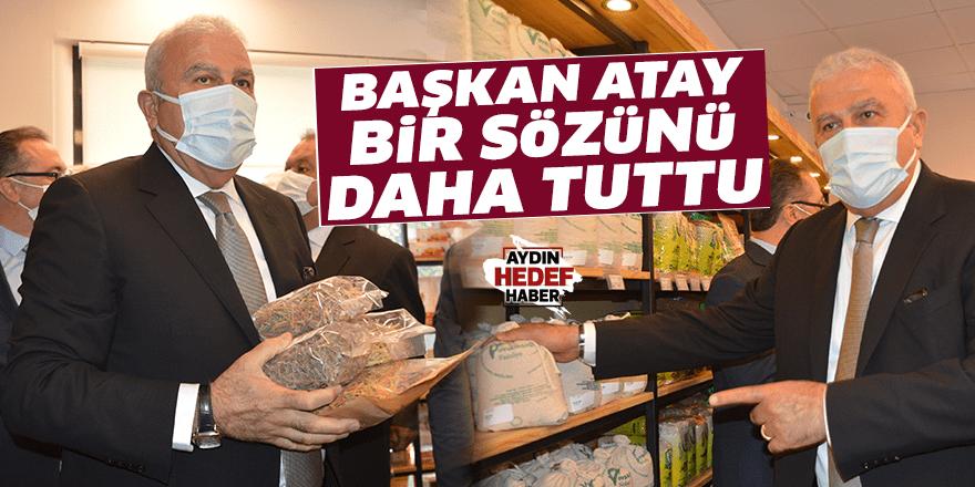 Efeler'in Efe Bakkal'ı açıldı