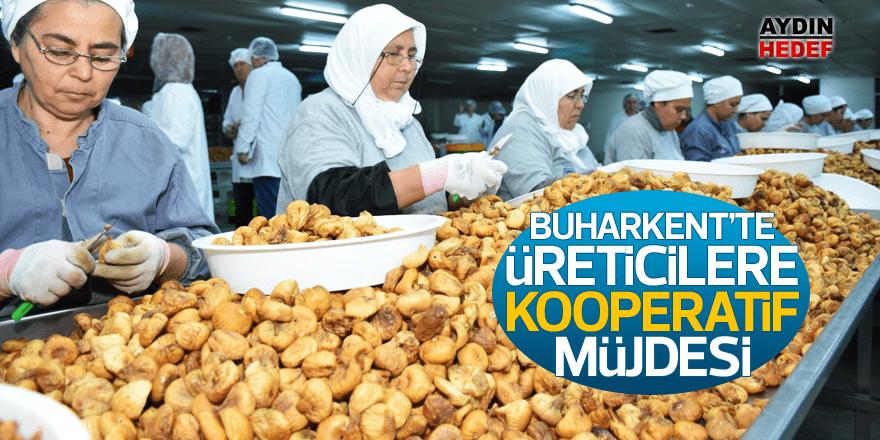 Buharkent'in ürünleri kooperatifle değer bulacak