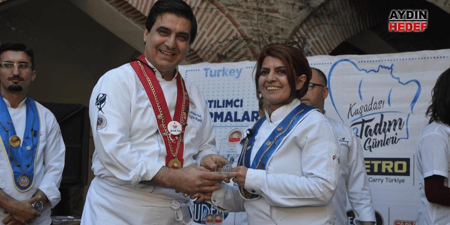 Türk Mutfağı yemek yarışması büyük ilgi gördü