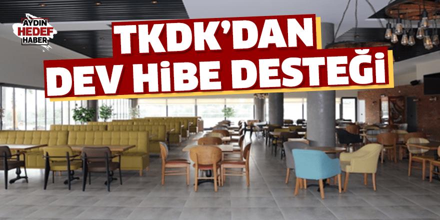 TKDK 64 milyon lira hibe desteği sağlayacak
