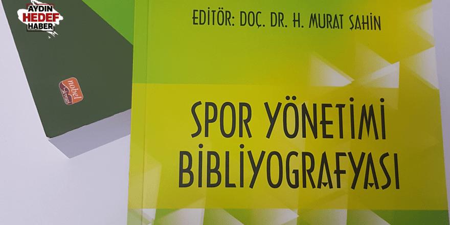 Spor Yönetimi kitabı yayınlandı